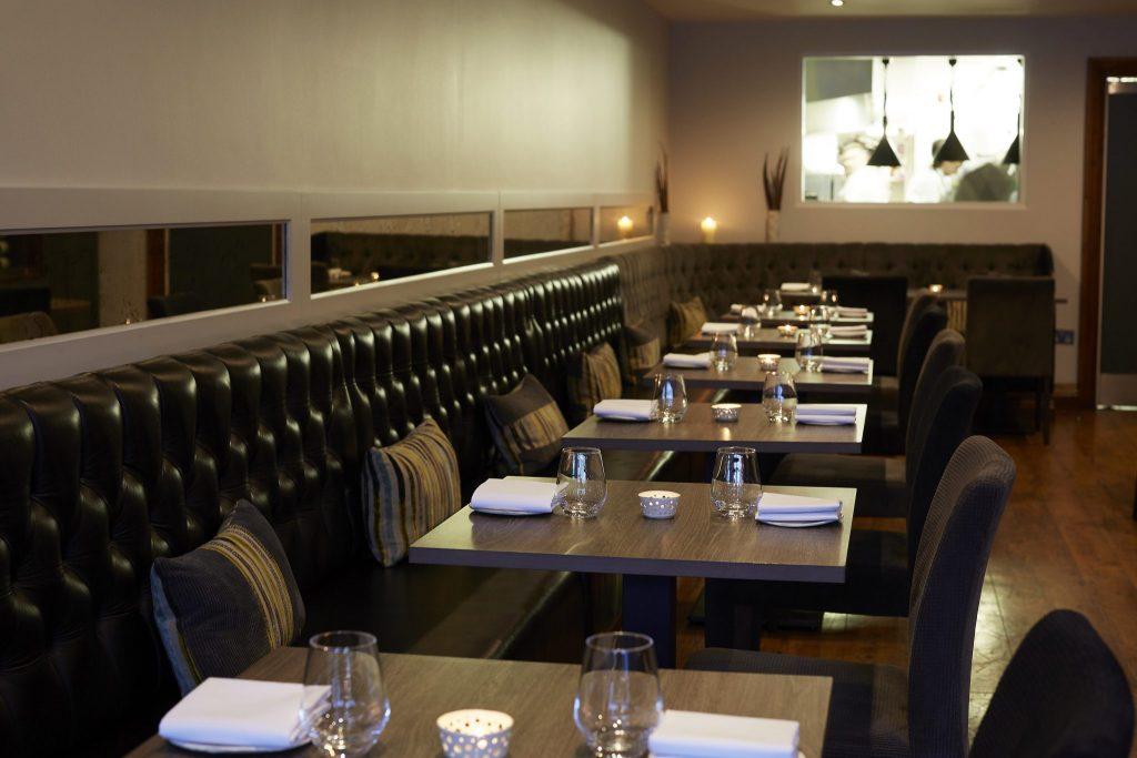 Carters Restaurant Interior Birmingham