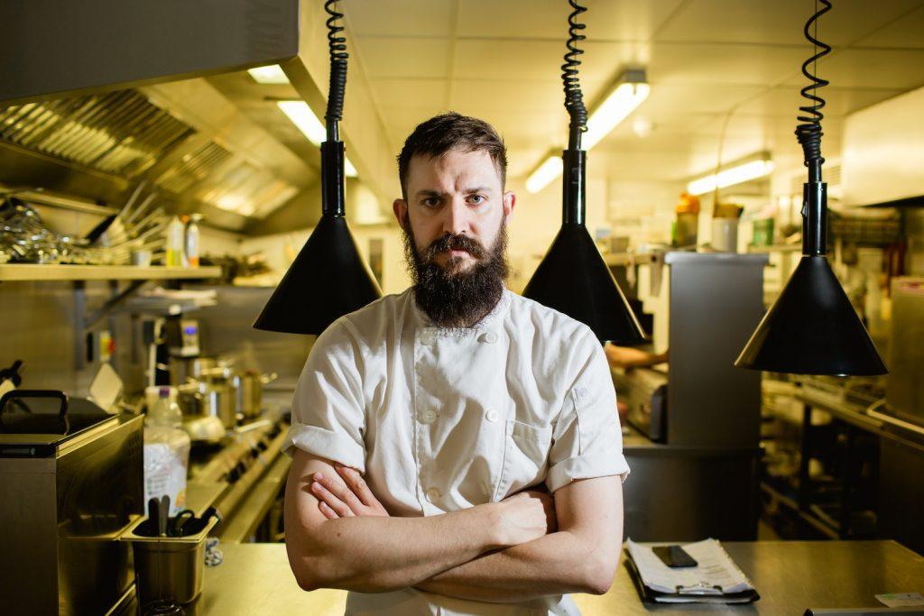 Brad Carter Kitchen Shun GourmetXperience