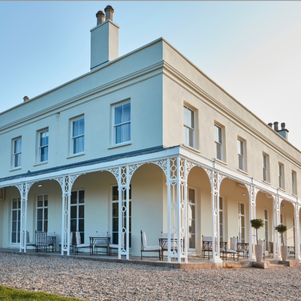 Lympstone Manor Michael Caines MBE GourmetXperience