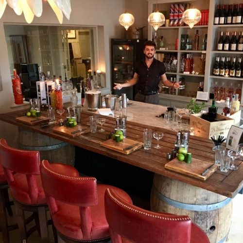Verzon Cocktail masterclass