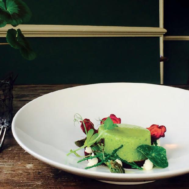 Verzon House Signature chef Dish
