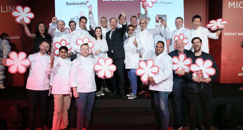 Michelin 2018 Chef Awards