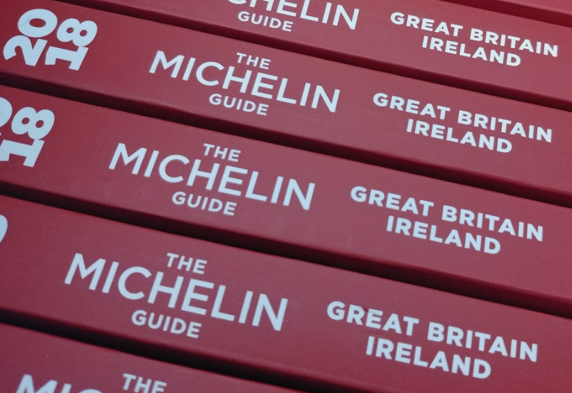 Michelin Guide 2018 interview Rebecca Burr GourmetXperiences