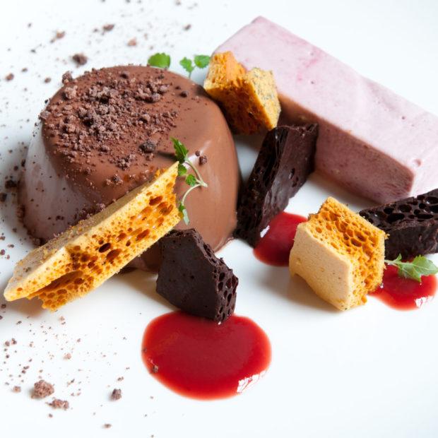 Drapers Hall Restaurant Shrewsbury Dessert GourmetXperience