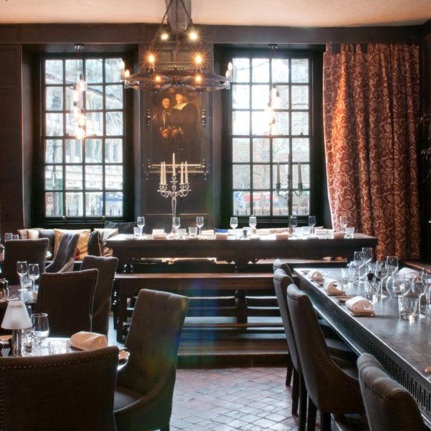 Drapers Hall Restaurant Shrewsbury Dining GourmetXperience