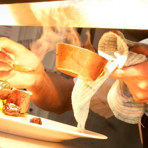 Drapers Hall Restaurant Shrewsbury Dining2 GourmetXperience