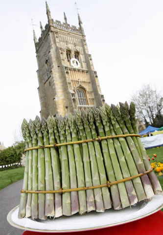 Asparagus Festival Evesham