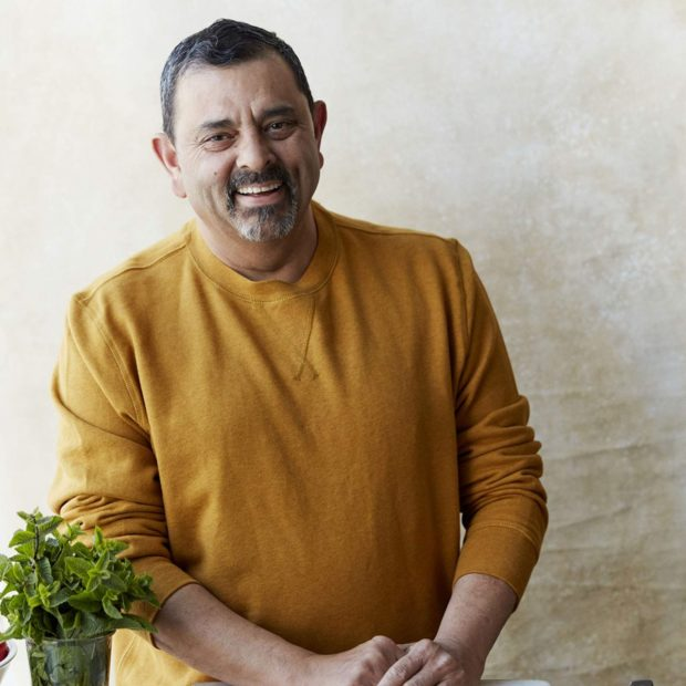 Cyrus Todiwala OBE book photo