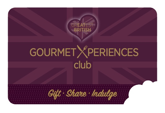 GourmetXperience.club membership card